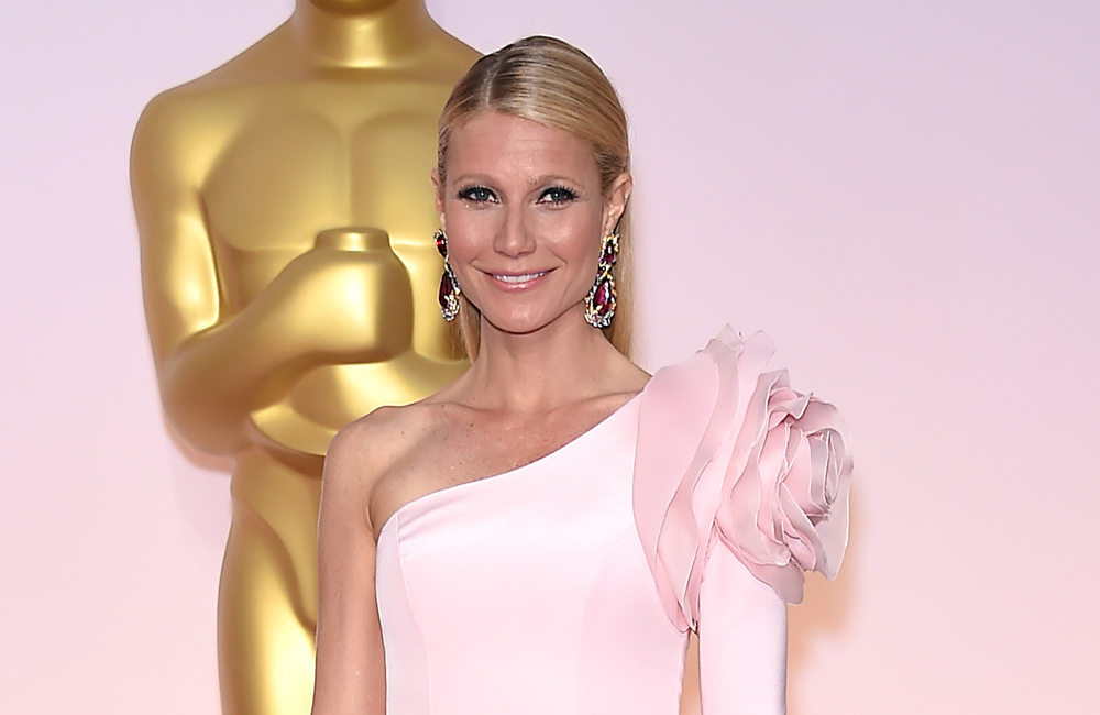 Gwyneth Paltrow has advised women to pee in the shower and have lots more sex in a bid to strengthen their pelvic floor.