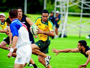 Aussies put final Touch on World Cup preparations