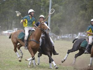 Aussies take bronze in Polocrosse World Cup
