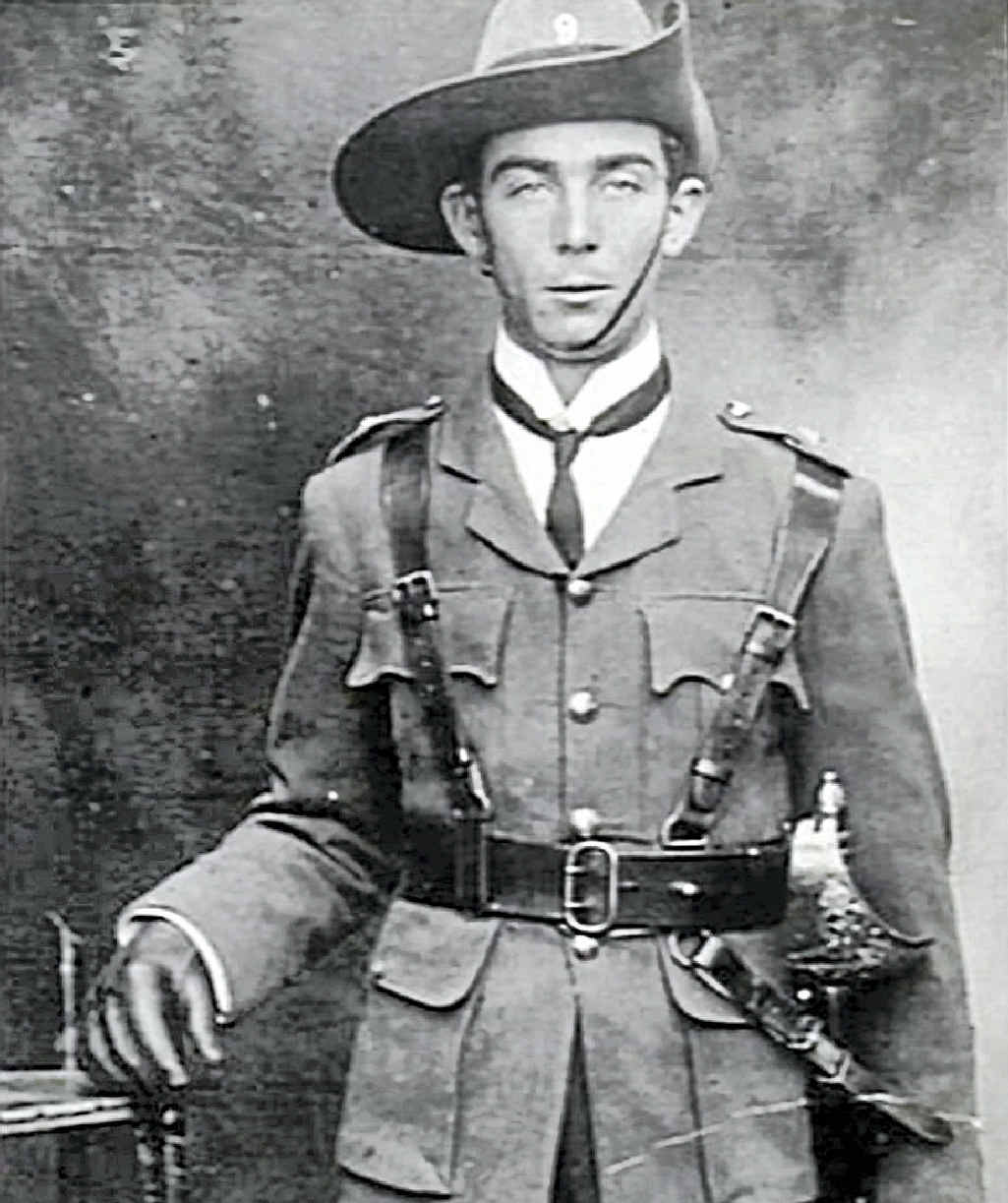 Cpl Thomas George Roy Champion