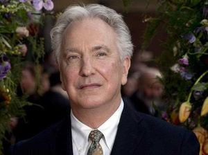 Alan Rickman brought friends to rewrite Robin Hood script