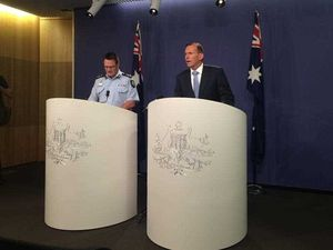 Three men arrested in terror raids released without charges