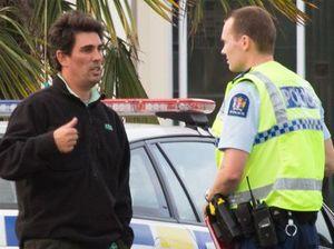Former NZ Cricket Captain flees with kids, sparks manhunt