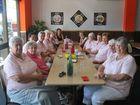 Birthday celebrations at Breast Buddies