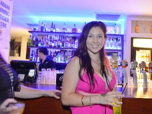 Check out who was at the Reef Hotel on Saturday night