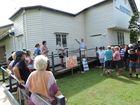 VIDEO: Locals protest against moving Pialba Memorial Hall