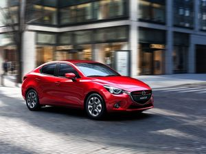 Mazda2 sedan confirmed to arrive in 2015