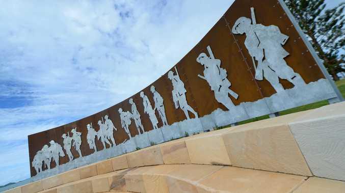 ANZAC Court, Emu Park. Photo: Chris Ison / The Morning Bulletin