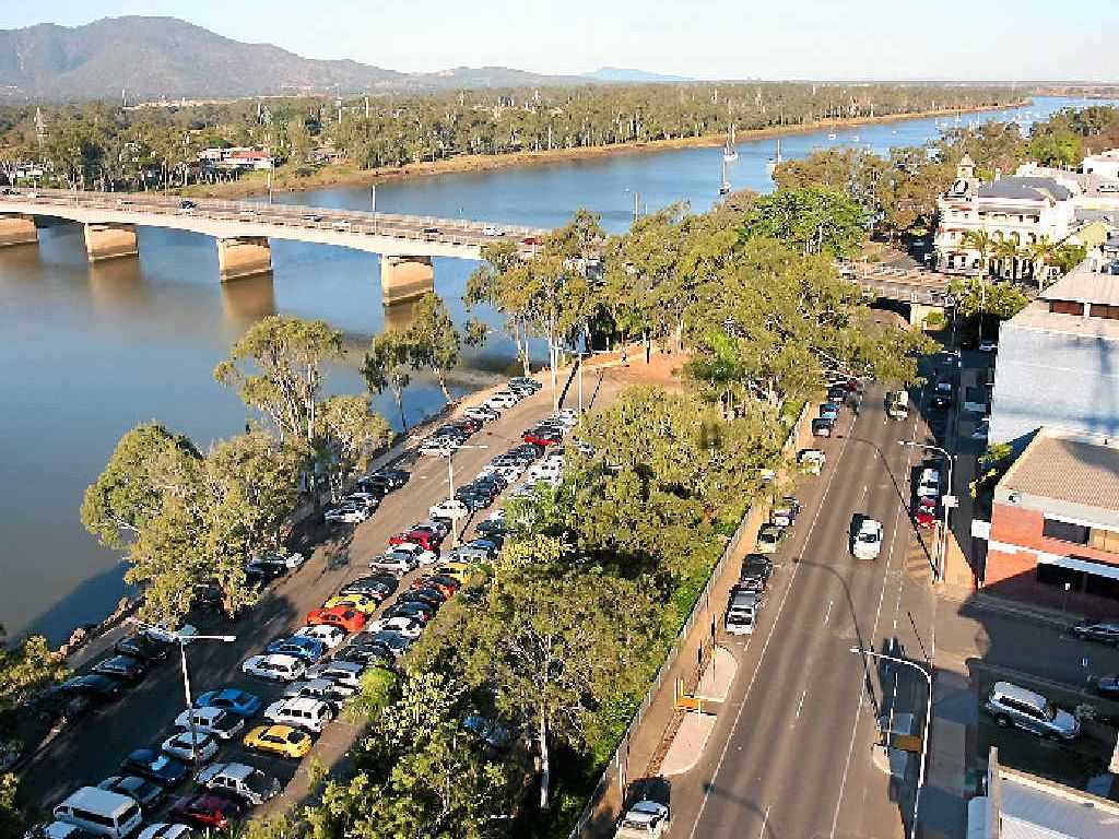 Rockhampton is set to return to the top 20 cities.