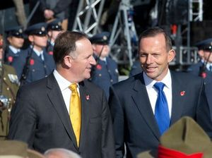 G20 and IS on Abbott's Gallipoli trip agenda
