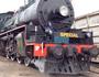 2015 Anzac Troop Train leaves Winton