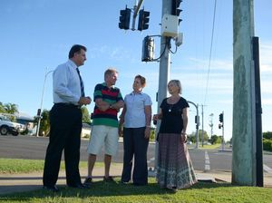 Petition calls for intersection upgrade