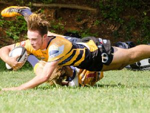 Gympie hammers on the up despite heavy loss to Caloundra