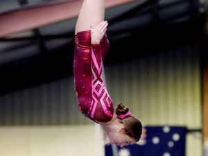 Rocky in fine bounce at state trampolining champs