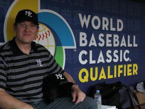 Baseball NZ CEO Ryan Flynn says an ABL team is not far away