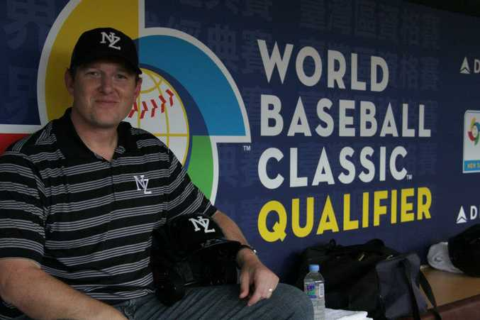 Baseball New Zealand CEO Ryan Flynn has had positive discussions with the ABL about a team from across the Tasman joining the six-team competition.