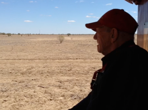 2015 Anzac Troop Train: Winton to Longreach