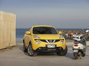 Facelifts for 2015 Nissan Micra and Nissan Juke