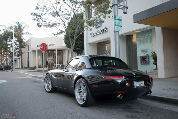 Alpina S Version Of The Iconic 2003 Bmw Z8 Sunshine