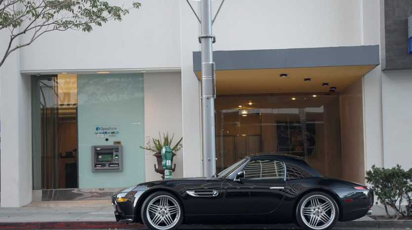 Alpinas Version Of The Iconic 2003 Bmw Z8 Queensland Times