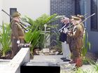 War memorial at St Stephen's Hospital dedicated