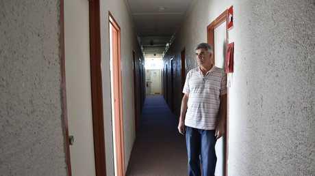 Manager of Darling Heights Lodge Haviv Alfassi.
