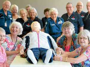 Woodgate's First Responders farewell a fab four