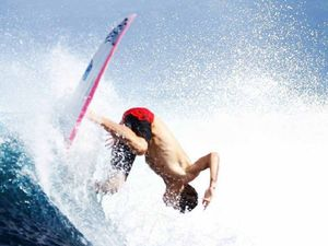 Jeames heads to the surf without major sponsor