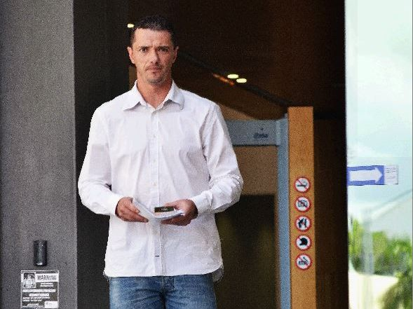 Driver on suspended sentence for road rage outburst.