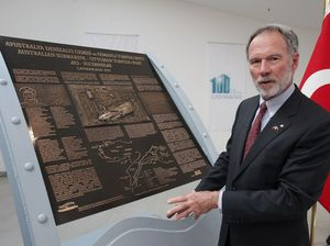 Australian submariners given Turkish museum honour