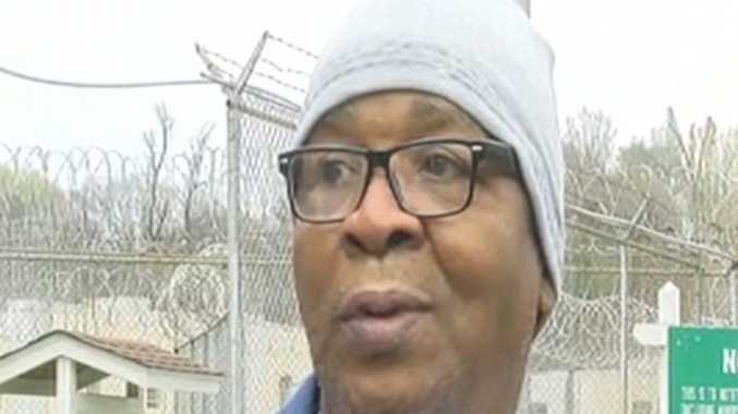 Glenn Ford spent more than 30 years in jail for a murder he did not commit