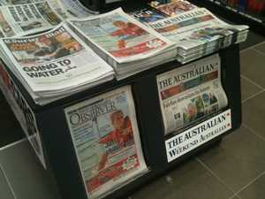 Free newspaper deliveries on Anzac Day