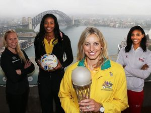 Special stamps to mark Netball World Cup