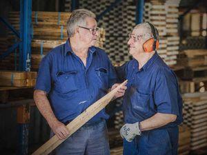 Rex retires after helping hundreds with Caringa Enterprises