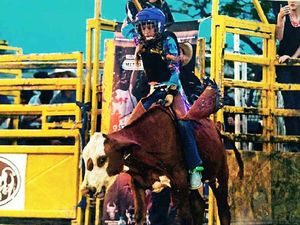 Rosevale is the place to retreat to for a bull ride