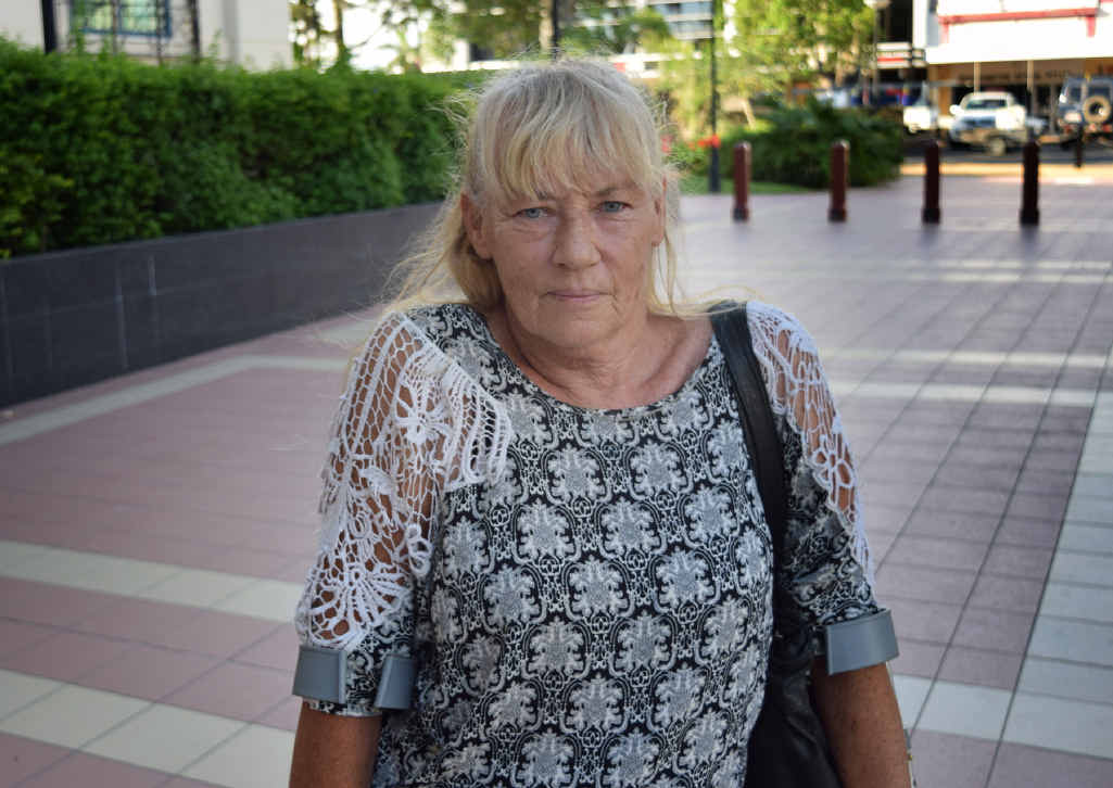 MOVING FORWARD: Former Neerkol Orphanage resident Margaret Campbell is trying to take action against Rockhampton man Kevin Baker.