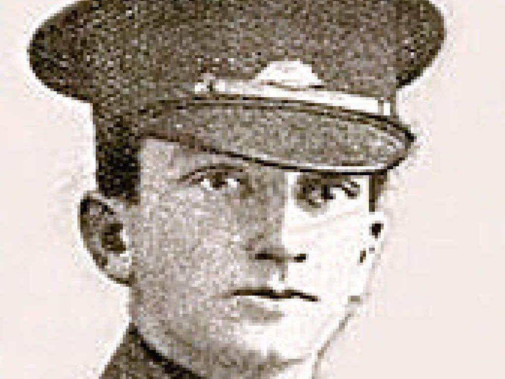 NEVER FORGOTTEN: Private Littleton Campbell Groom.