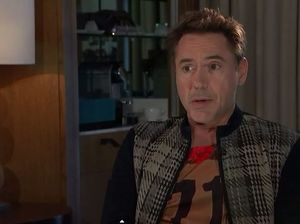 Avengers star Robert Downey Jr walks out of awkward chat