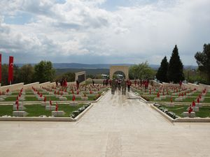 Road To Gallipoli Day 3: The bugler and a visit to the Nek