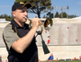Meet the bugler who will play The Last Post at Anzac Cove