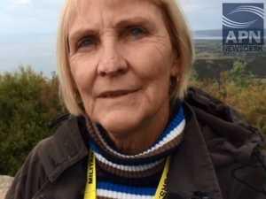Suzanne Dousett talks about Gallipoli