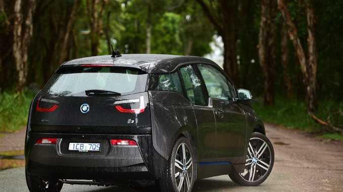 2015 BMW i3. Photo: Iain Curry / Sunshine Coast Daily