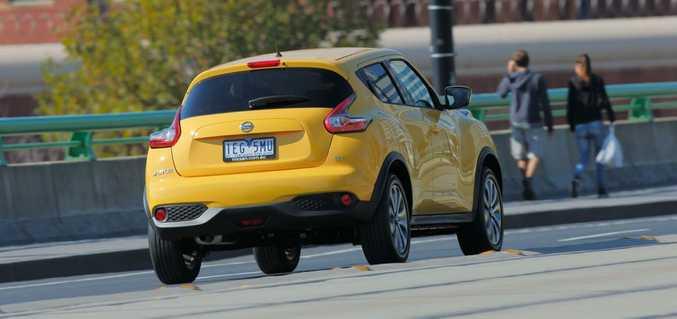 Nissan Juke St Road Test Rockhampton Morning Bulletin