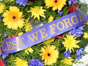 Don't be disrespectful this Anzac Day