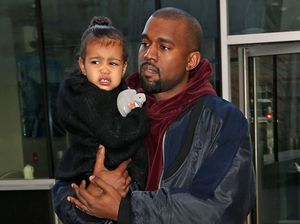 Kanye West's dad thought North name was a joke