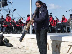 Didgeridoo player to wow crowds at Gallipoli dawn service