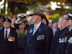 Anzac Day centenary dawn service