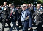 Record numbers attend Ipswich Anzac Day parade