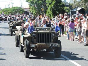 Woolgoolga Anzac Day March