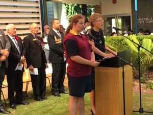 Chinchilla marks Anzac Centenary